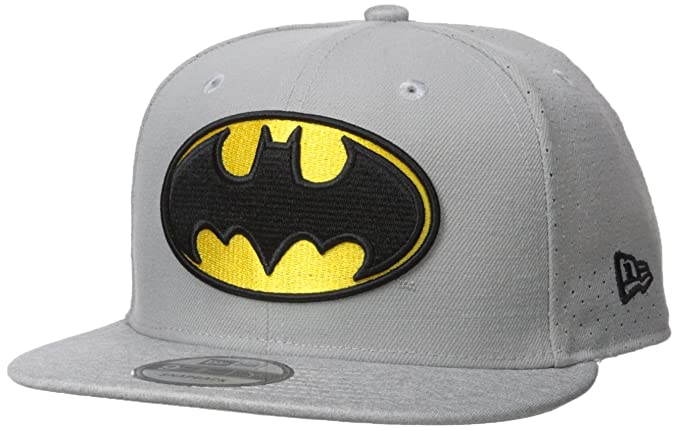 22c26c9f295 Image Unavailable. Image not available for. Color  New Era Cap Young Men s  Batman Perf Trick 9FIFTY Snapback ...