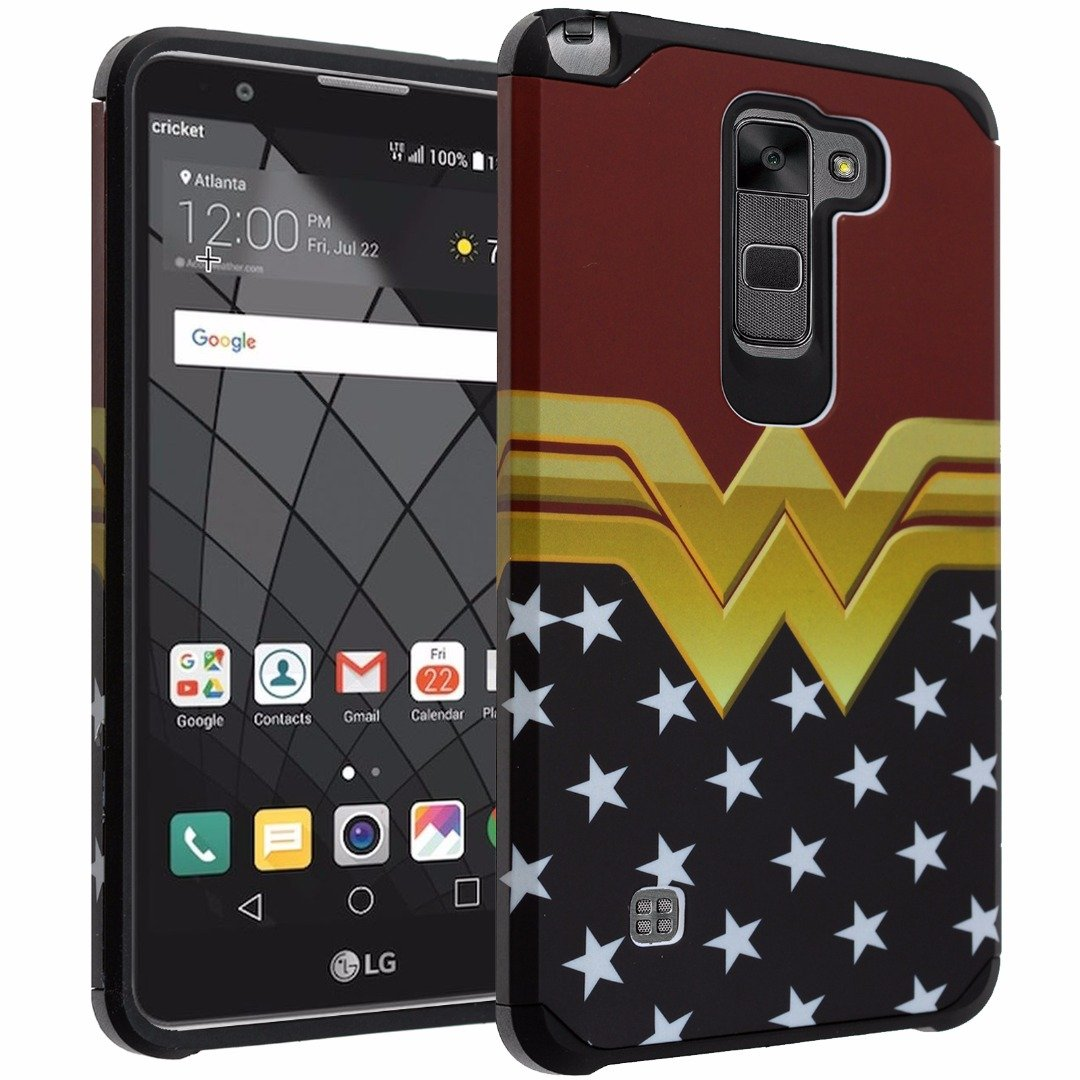 Lg Stylo 2 Ls775 Case Durarmor Stylus Lifetime Vintage Story Cushion Shabby Patchwork 60x60cm Warranty Wonder Woman Dual Layer Hybrid Shockproof Ultra Slim Fit Armor Air