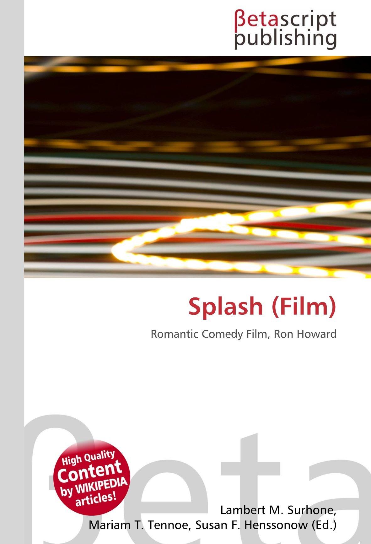 Splash (Film): Romantic Comedy Film, Ron Howard: Amazon.es ...