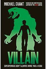 Villain (The Monster Series) Paperback
