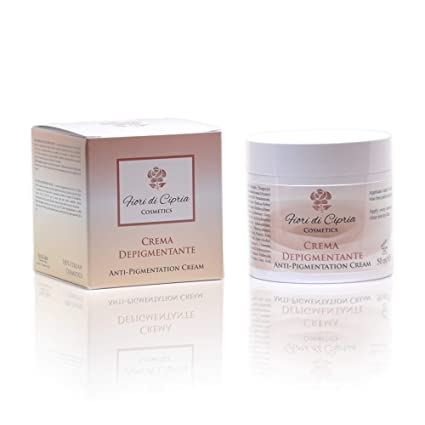 Crema Despigmentante Antimanchas - Blanqueadora Eficaz en Manchas Oscuras por Sobreproducción de Melanina de Cualquier Naturaleza y Origen. Con ...