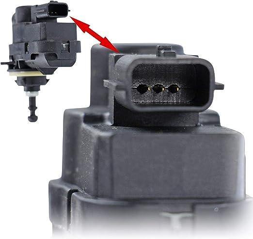 1x Stellmotor Stellelement Leuchtweitenregulierung LWR f/ür Scheinwerfer
