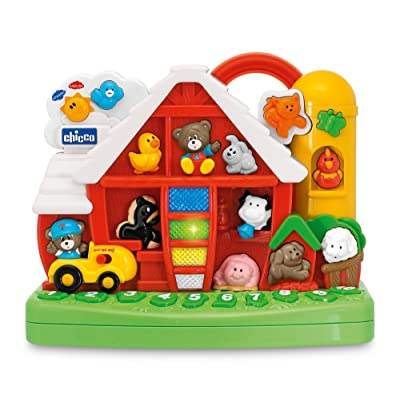 Chicco Toys Talking Farm: Toys & Games