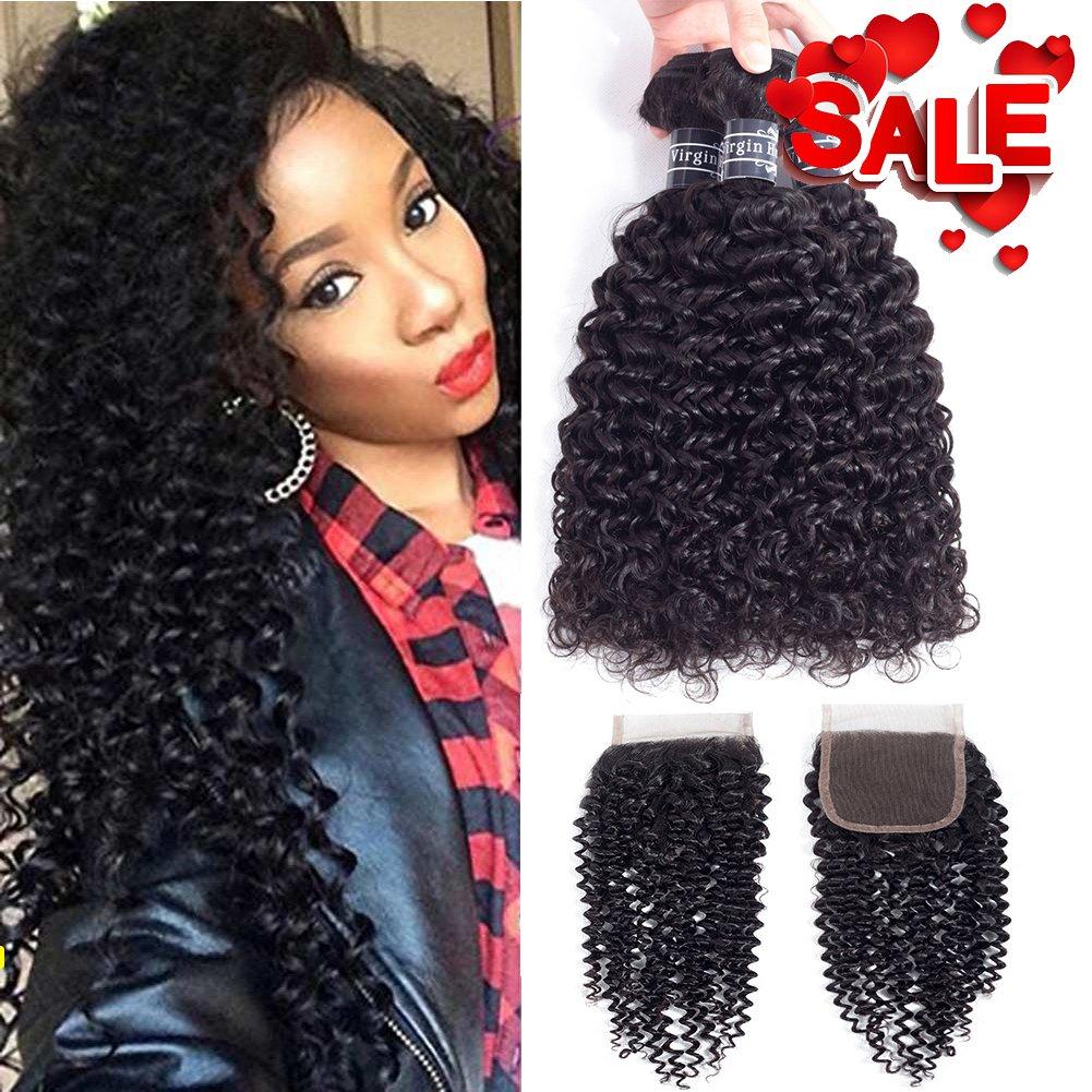 Best Hair Extensions Amella Hair 10a Brazilian Curly Virgin Human