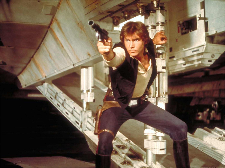 Posterhouzz Movie Star Wars Han Solo Hd Wallpaper Background Fine