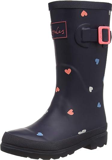 Rain Boots Bow Back