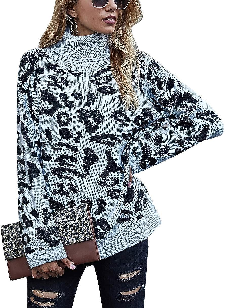 Men/'s Knitwear Pullover Jumper Long sleeve Sweaters Mock Neck Winter Plain New B