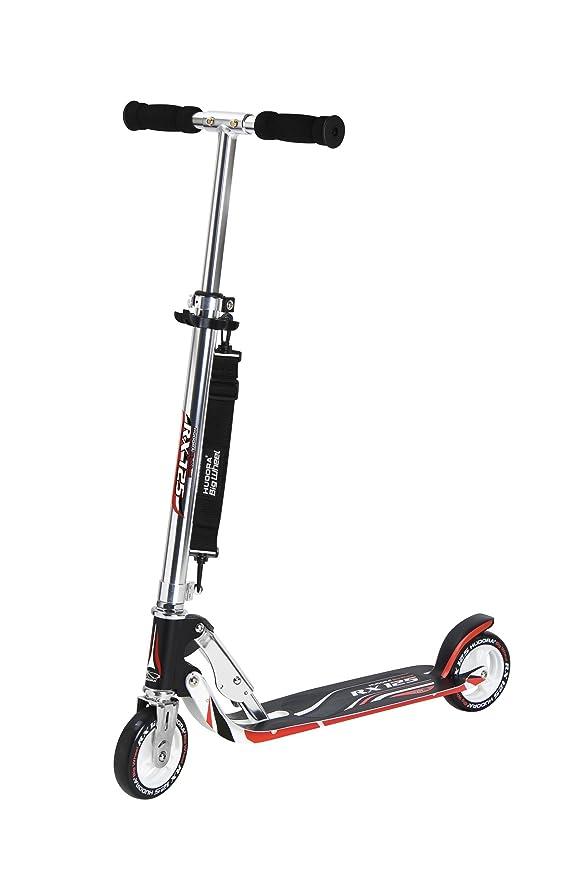 HUDORA 14803 Big Wheel RX 125 - Patinete (Ruedas 125 mm ...