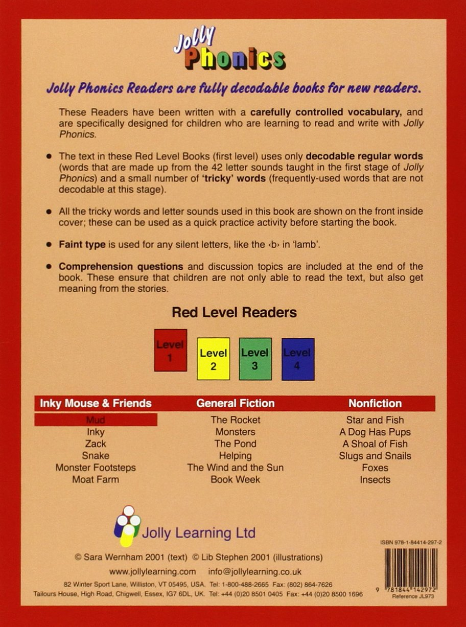 Workbooks jolly phonics workbook 1 free download : Amazon.com: Jolly Phonics Readers Level 1 Set (9781844143399 ...