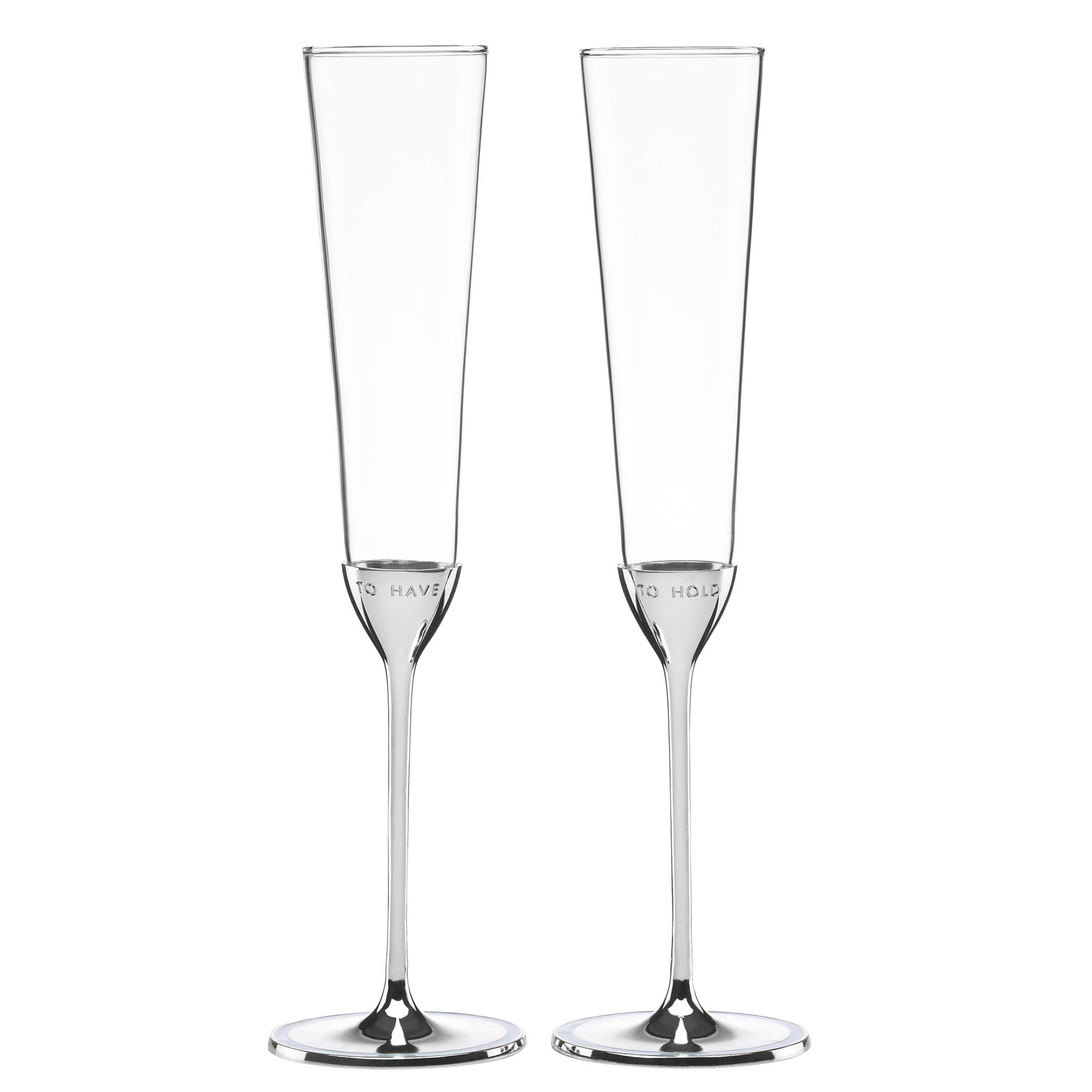 Kate Spade New York 854777 Take the Cake champagne glass