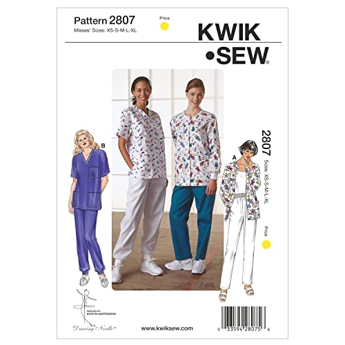 Sewing PATTERNS For Scrubs Amazon Interesting Scrub Patterns