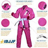 Hawk Ladies Brazilian Jiu Jitsu Suit Female BJJ