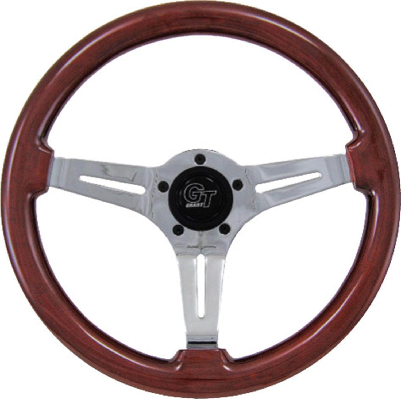 Grant 377 GT Sport Wood Steering Wheel