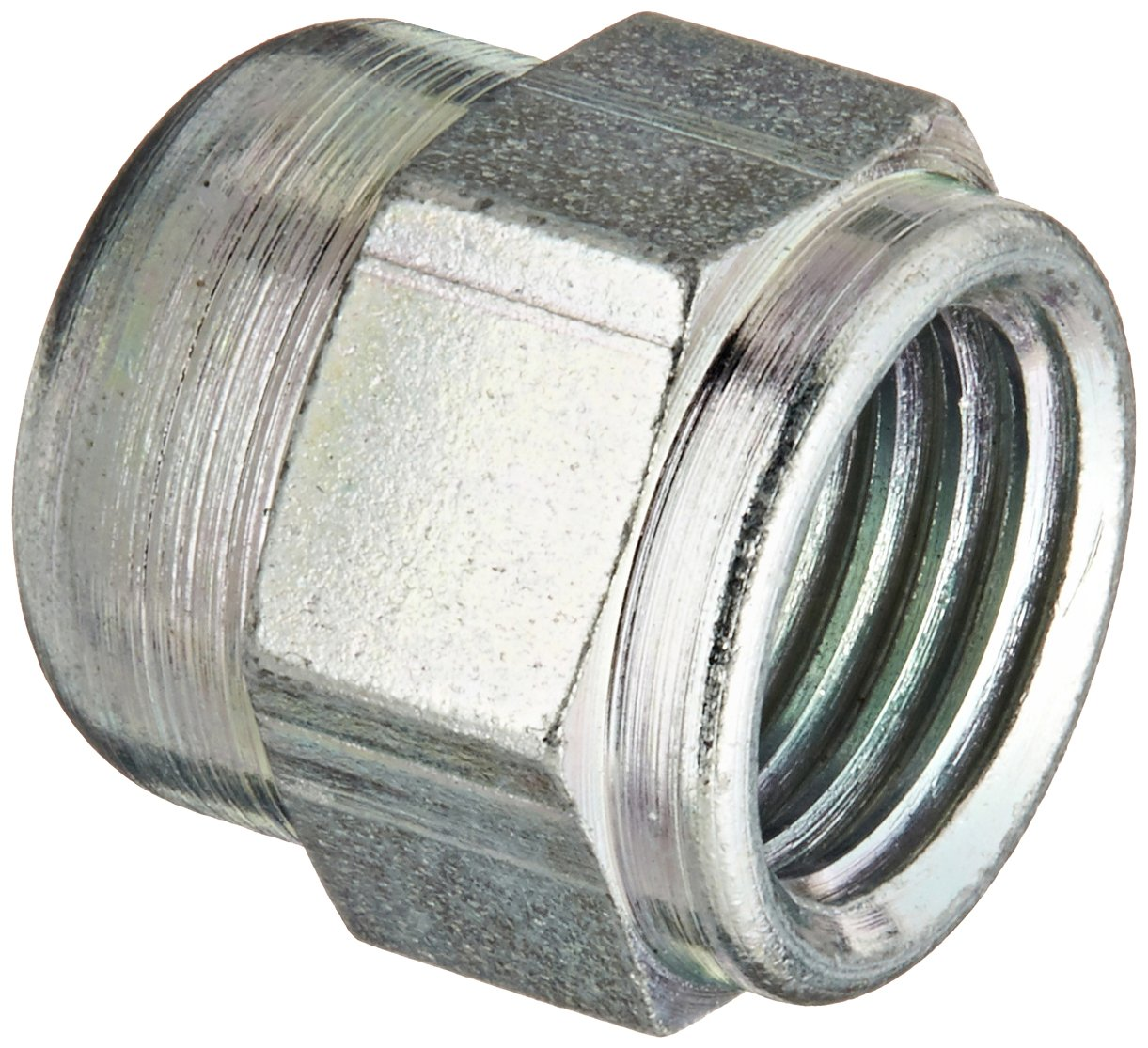 1 JIC JIC 37 Degree End Types Eaton Aeroquip 210292-16S Cap for Male JIC Fitting Carbon Steel f End Size 1 Tube OD 1 Tube OD