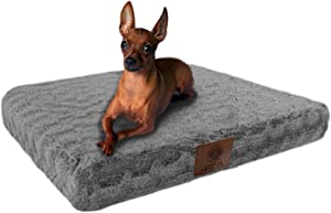 American Kennel Club Orthopedic Crate Pet Bed