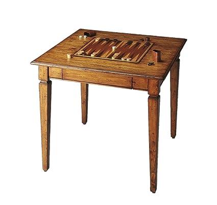 Merveilleux WOYBR 2364120 Game Table Modern