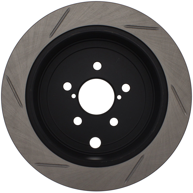 Centric 126.47029SL Power Slot Brake Rotor