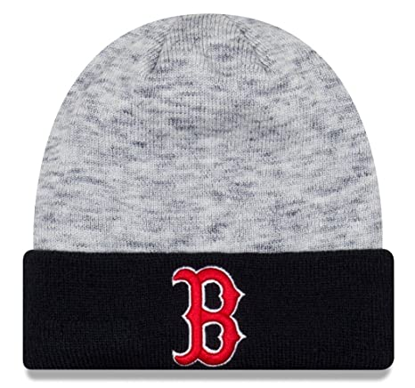 online store 395b7 59acc ... get boston red sox new era mlb quotchiller tonequot cuffed knit hat  d9229 9137e