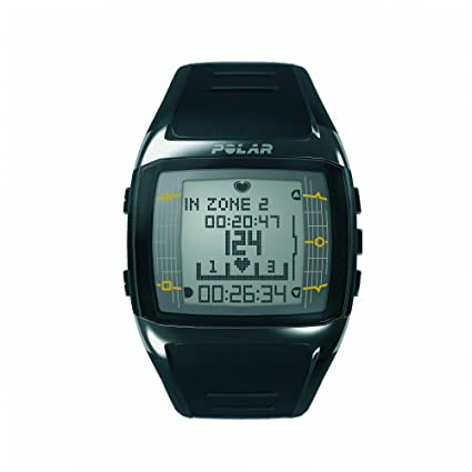 a0374164701 Amazon.com   Polar FT60 Men s Heart Rate Monitor Watch (Black with ...