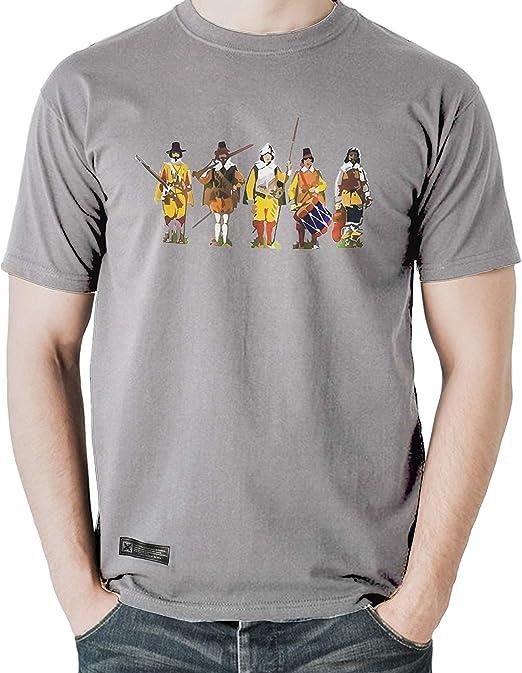 Estirpe Imperial Camiseta de España Soldados Tercios Españoles: Amazon.es: Ropa y accesorios