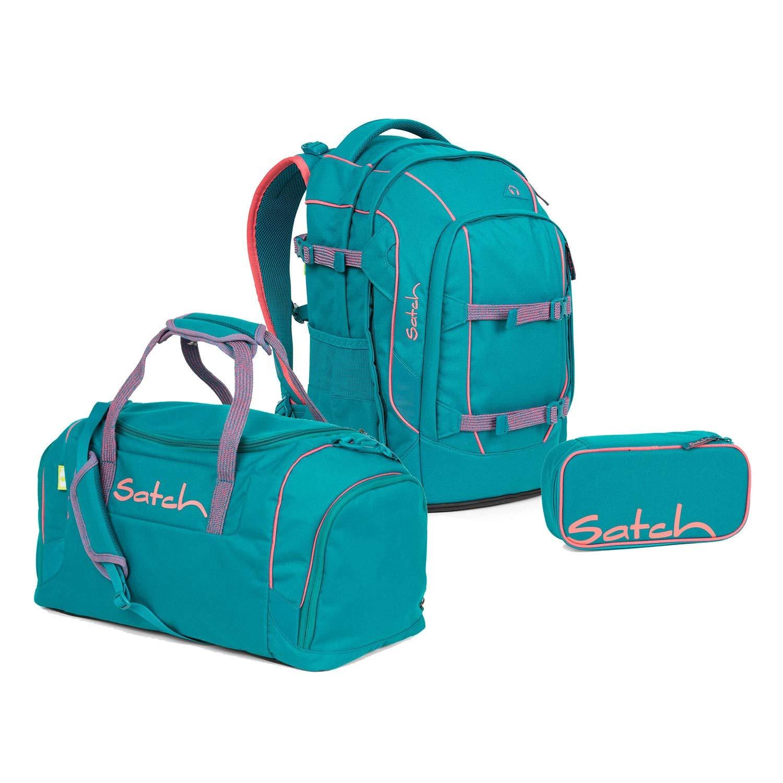 los clientes primero Pack Ready SteadyRanzenfee & Koffertroll GmbH - Set de de de útiles Escolares azul Match Space Race 30x22x45  el precio más bajo