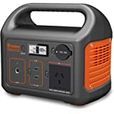 Jackery Portable Power Station Explorer 240, 240Wh Solar Generator, 240V/200W Pure Sine Wave AC Outlet for Outdoors Camping Travel Hunting Emergency