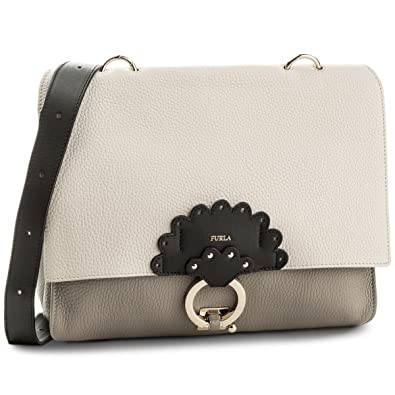 f7e665e69f4f Scoop M Shoulder Bag Furla SABBIA b+VANIGL  Amazon.co.uk  Shoes   Bags