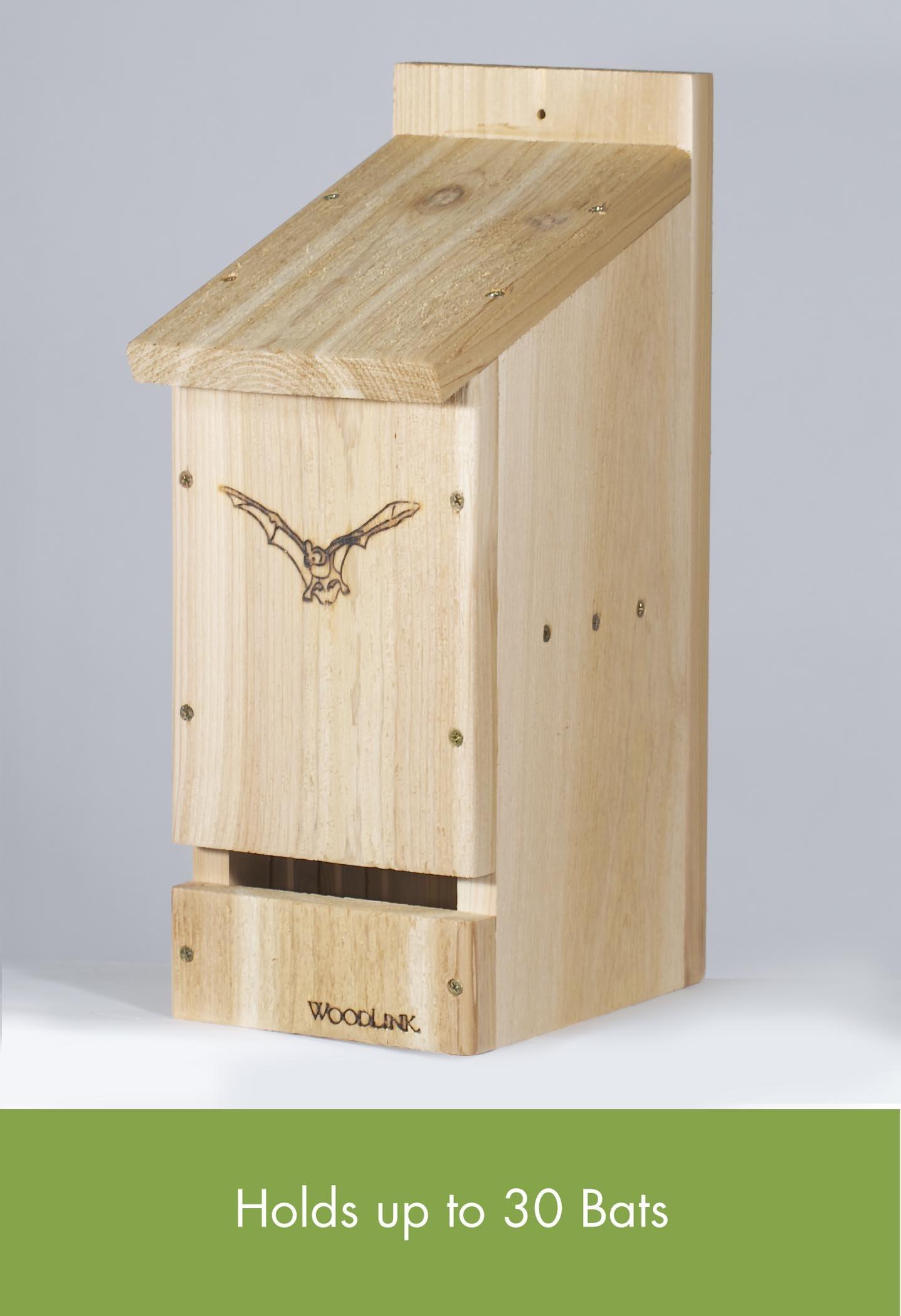 Woodlink BAT1 Cedar Bat Cottage by Woodlink (Image #3)