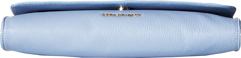 Vera Bradley Quilted Harper Genuine Leather Clutch Purse