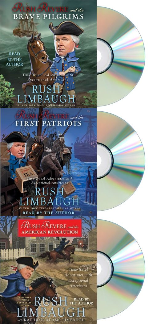 Rush Revere And The First Patriots: Time-Travel Adventures With Exceptional Americans (Audio CD) Rus. ligga venta Festival provides Tercera culto
