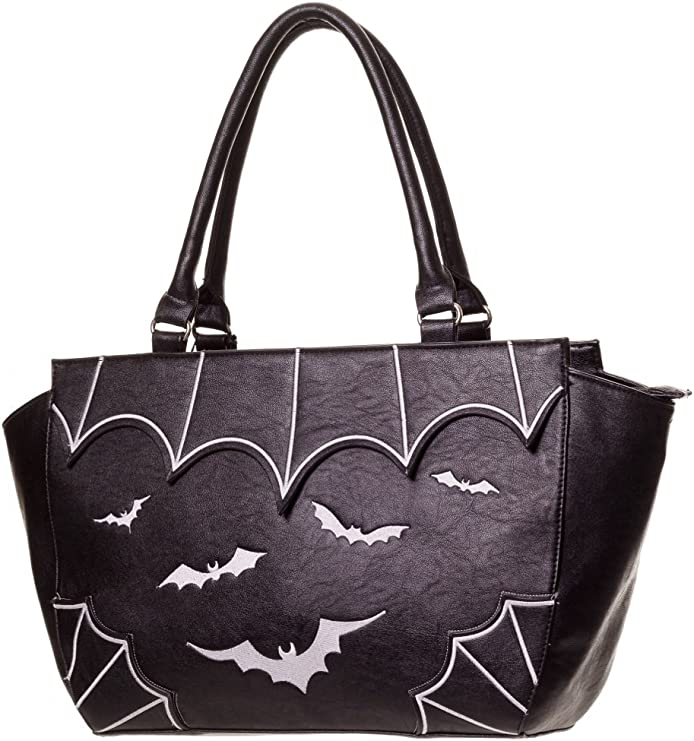 Gothic Vampire Bats Purse