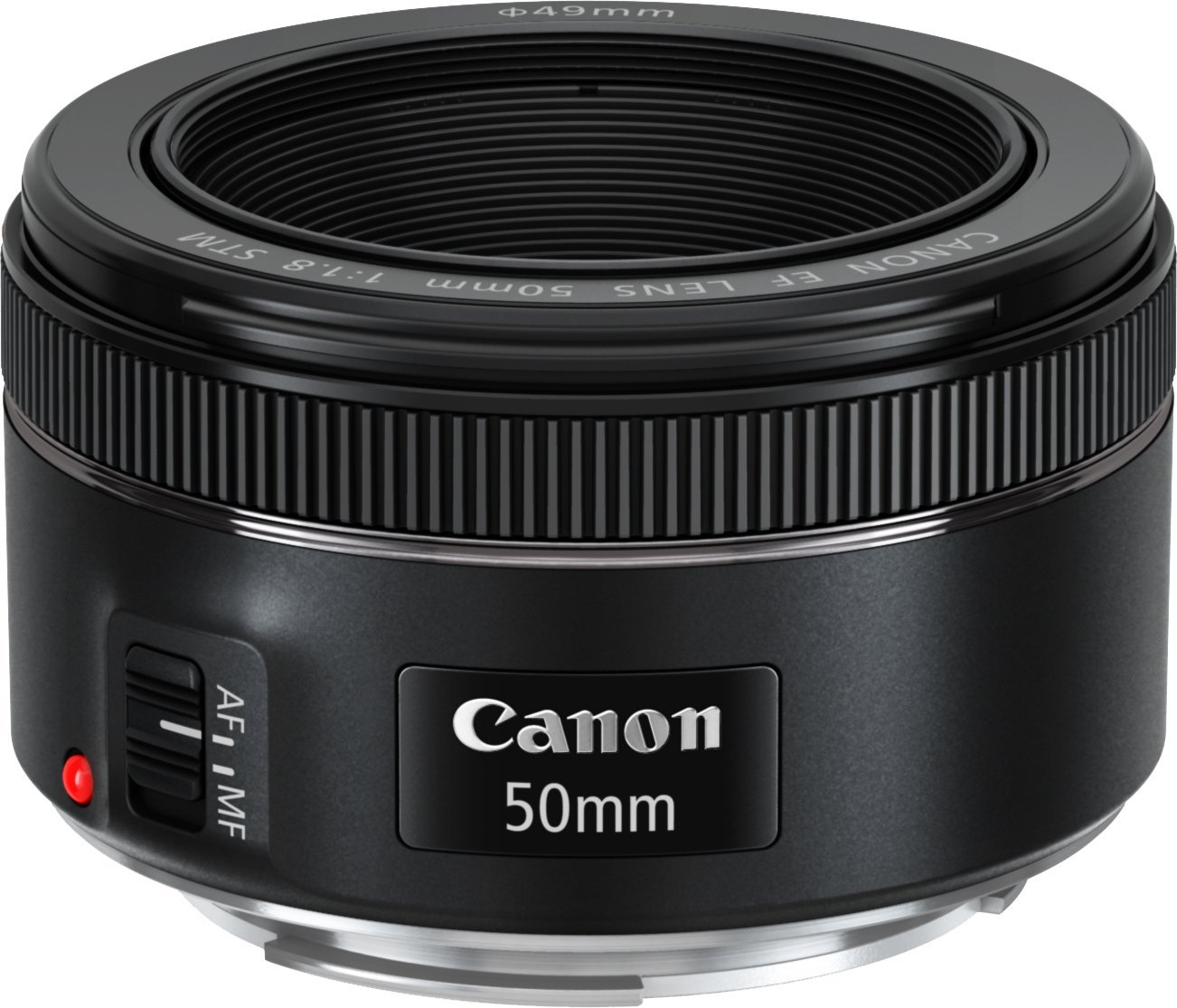 Canon EF 50mm f/1.8 STM Lens International Version (No warranty) 0570C005AA