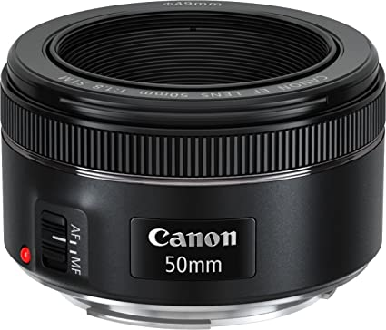 cb0a6f0d286 Image Unavailable. Image not available for. Colour  Canon EF50MM F 1.8 STM  Lens ...