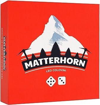 Helvetiq Matterhorn Niños y Adultos Viajes/Aventuras - Juego de Tablero (Viajes/Aventuras, Niños y Adultos, 30 min, Niño/niña, 8 año(s), 99 año(s)): Joseph Peyre: Amazon.es: Juguetes y juegos