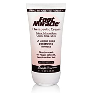 Foot Miracle Cream, 6oz Tube