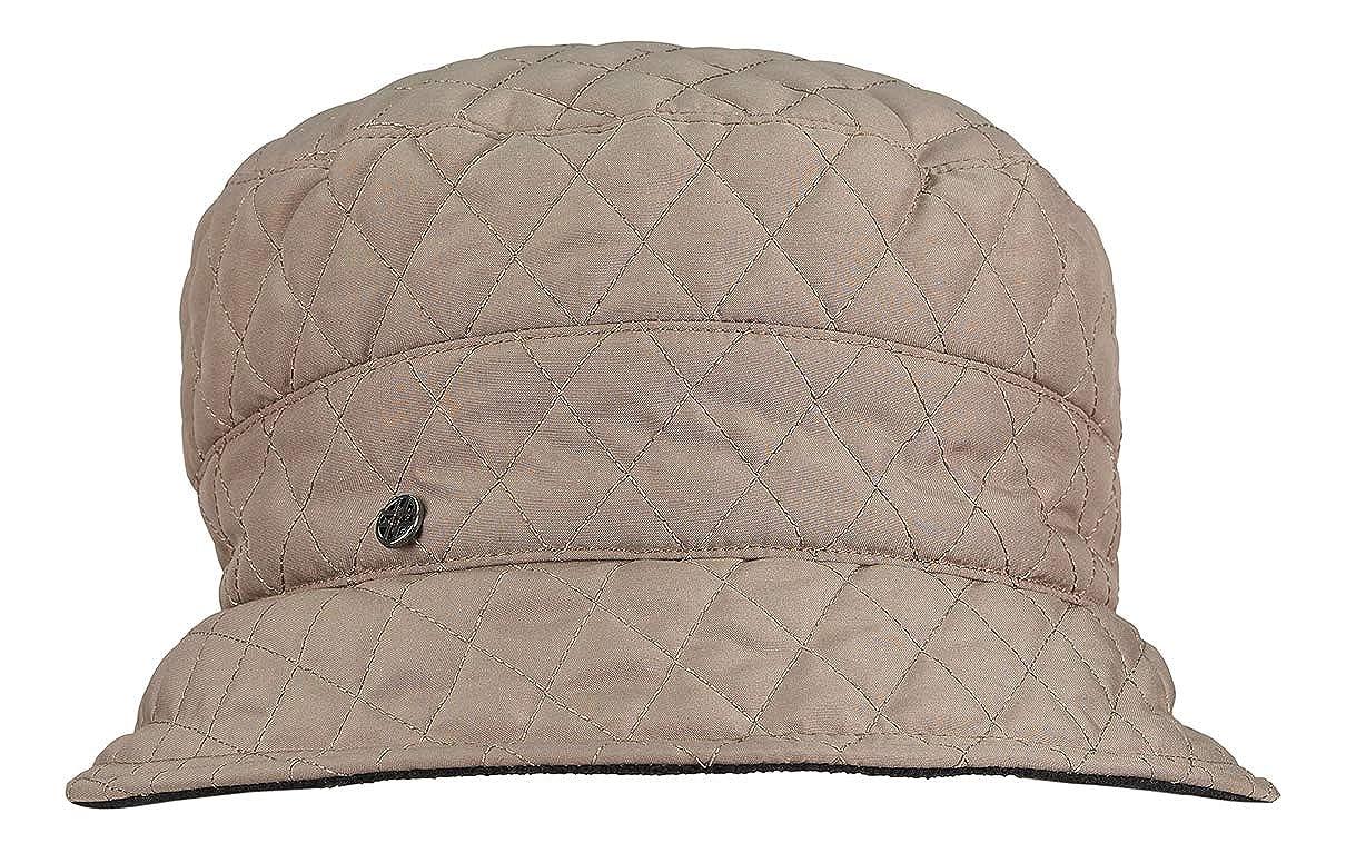 LOEVENICH - Sombrero para Lluvia Acolchado - Outdoor Ropa de Mujer 1a7cddea5d2