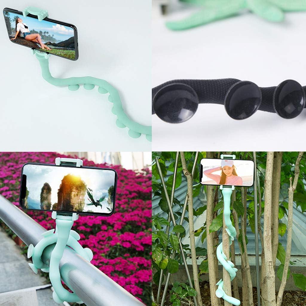360 /° compatible con el montaje de smartphones de pantalla de 4 a 6.5 pulgadas soporte para bicicleta para tel/éfono m/óvil Lenlun Soporte de tel/éfono para bicicleta ajustable