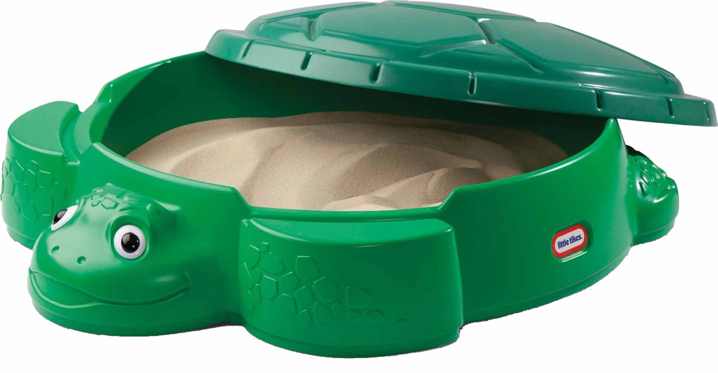 Mga Little Tikes Turtle Sandpit by Little Tikes
