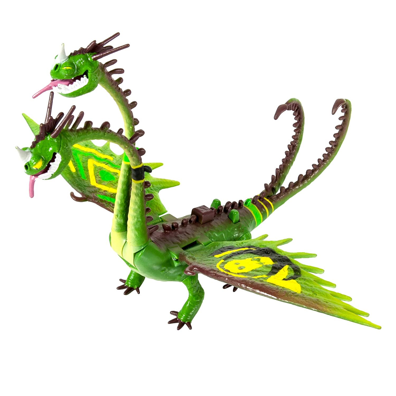 Amazon dreamworks dragons how to train your dragon 2 power amazon dreamworks dragons how to train your dragon 2 power dragon zippleback racing edition action figure toys games ccuart Choice Image