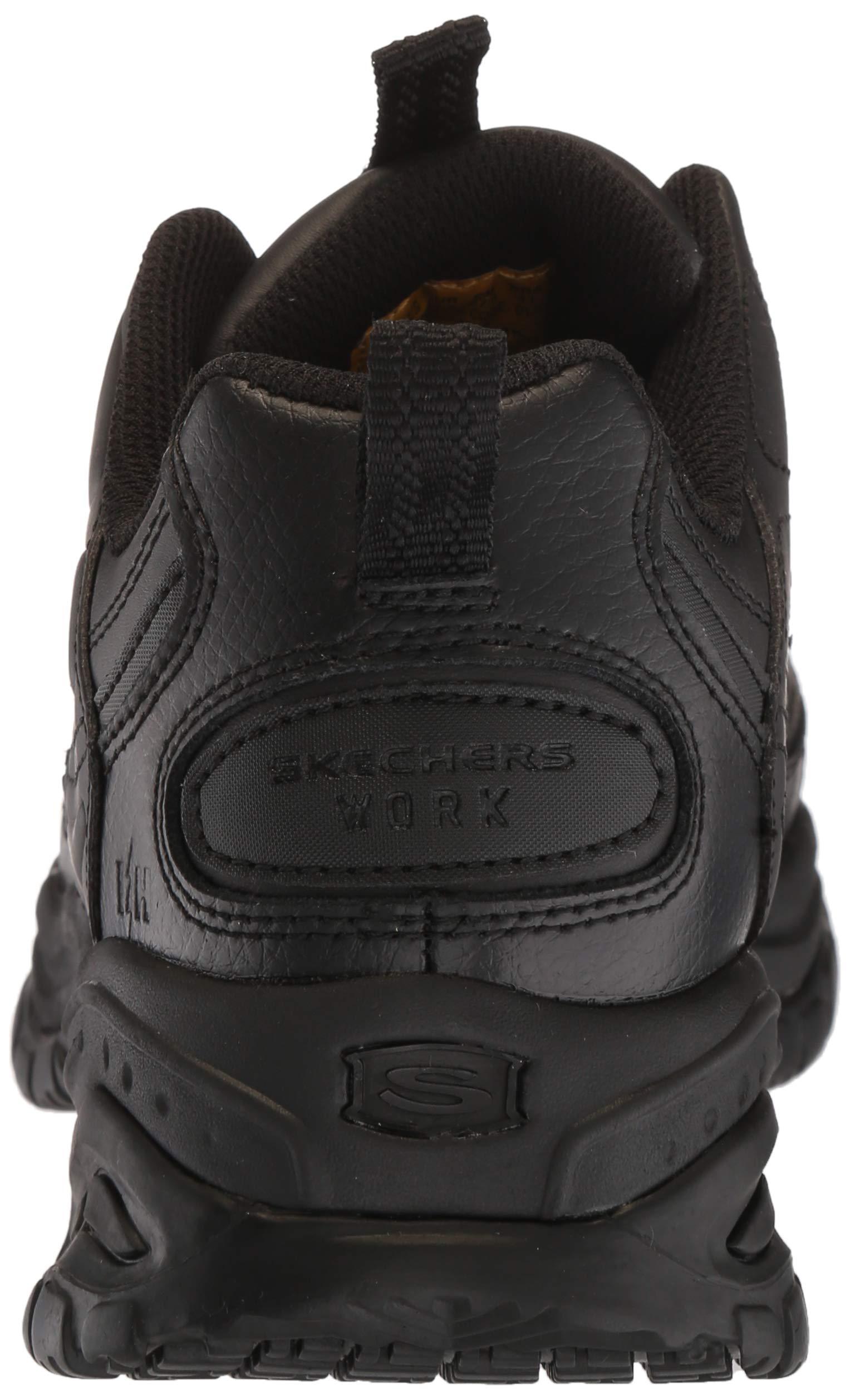 Skechers Men's Soft Stride - Galley Black Smooth Lthr/Midsole 8 EW by Skechers (Image #2)