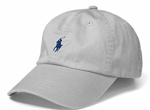 Polo Ralph Lauren Mens Twill Signature Ball Cap at Amazon Men s ... b6efadab2be