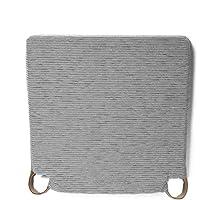 Arcoiris Pack 6 Almohadillas para sillas 40x40cm, Relleno de Fibra y Espuma,…