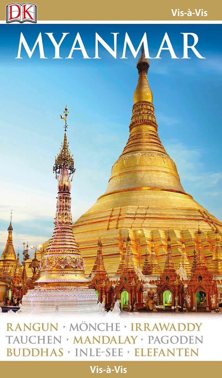 Vis-à-Vis Reiseführer Myanmar: mit Mini-Kochbuch zum Herausnehmen