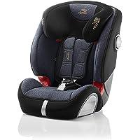 BRITAX RÖMER Silla de coche EVOLVA 1-2-3 SL SICT, con protecciones laterales, niño de 9 a 36 kg (Grupo 1/2/3) de 9 meses…