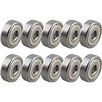 10piezas 625ZZ rodamiento de bolas en miniatura