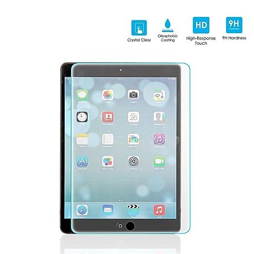 77 opinioni per tinxi® Protettore invisibile schermo vetro temperato per Apple iPad Air (iPad 5)