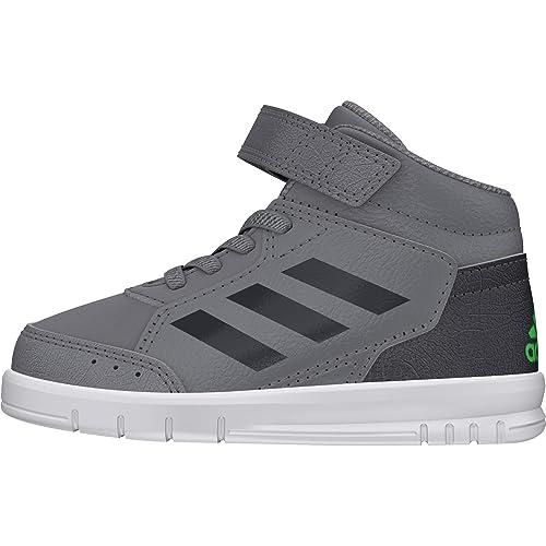 pretty nice 0f89a 886c7 adidas AltaSport Mid El I, Chaussons Mixte bébé, Gris (GritreGricin