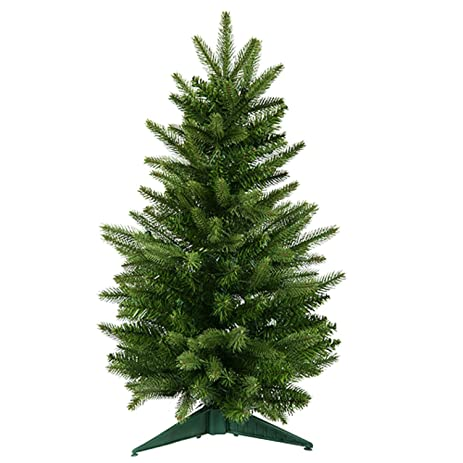 vickerman 24 frasier fir artificial christmas tree unlit - Fraser Fir Artificial Christmas Tree