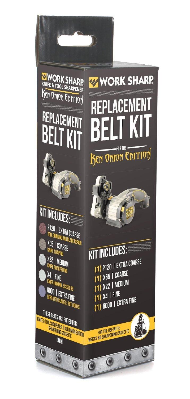 Knife Sharpener Belt Kit