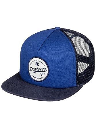 DC Shoes Men s Schmades Trucker Hat 561826c9adb